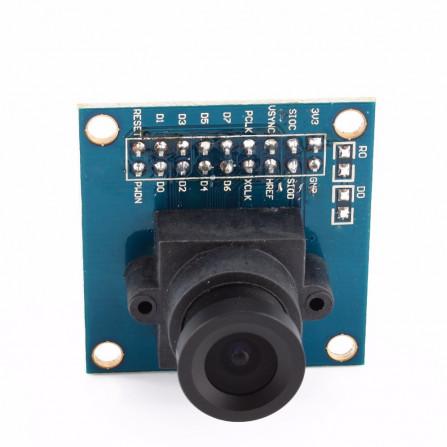 Câmera VGA Ov7670 Arduino