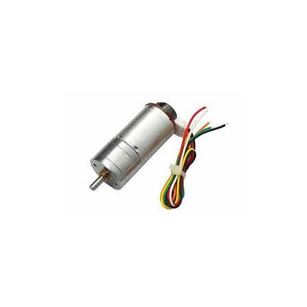 Motor DC com encoder embutido