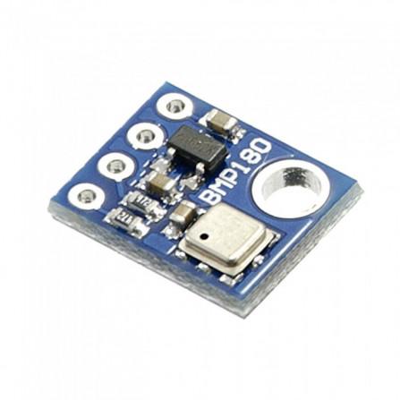 Barômetro Bmp180 Gy-68 - Sensor De Pressão Temperatura