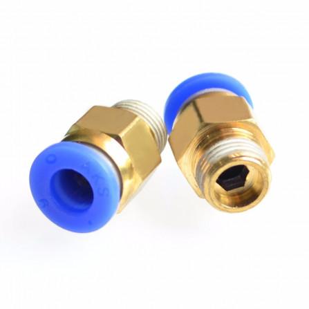 Conector Engate Rápido Tubo PTFE - 4mm