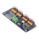 Controlador PWM 16 CANAIS I2C PCA9685