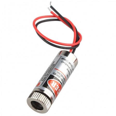 Modulo Raio Laser 650 Nm 5mw - Linha