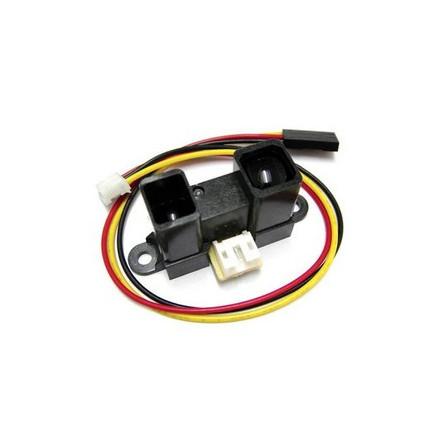 Sensor de distancia sharp Gp2y0a21yk0f 10-80cm