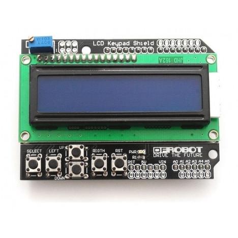 Display LCD Shield com Teclado