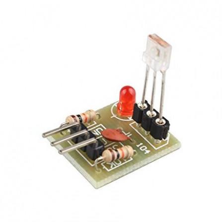 Modulo receptor Laser
