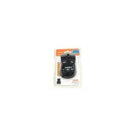 Mouse Preto Sem Fio - Ecooda Ms8048