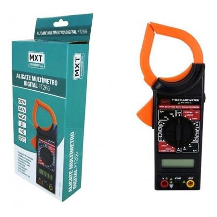 Alicate Multímetro digital FT266 - MTX