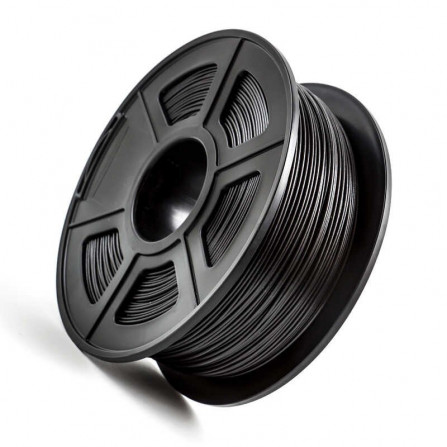 Filamento Pla - Fibra De Carbono 1,75 Mm Preto 1kg
