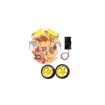 Kit Chassi 2WD - Redondo