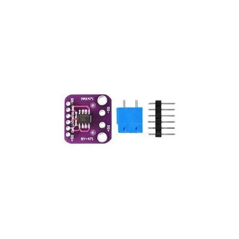 Sensor de Tensão e Corrente MAX471